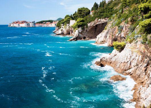 Frühbucher: 7 Tage auf der kroatischen Insel Mljet – Gutes 3,5* Hotel am Meer inkl. Frühstück und Flug ab 332€ p.P.