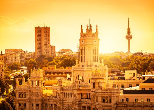 Madrid: 3, 4 oder 4 Tage im 3* Hotel inkl. Flug und Frühstück ab 199€ pro Person