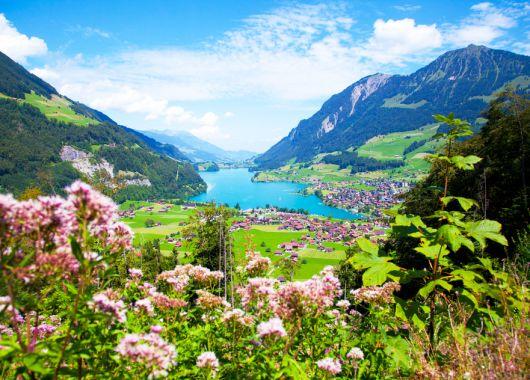 LTUR Top-Ziel International: Für 36€ mit der Bahn in die Schweiz, z.B. nach Zürich, Genf oder Bern