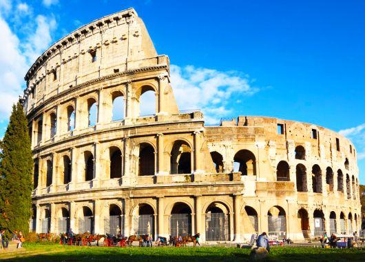 Himmelfahrt in Rom: 4 Tage im 3* Hotel für 127 Euro pro Person