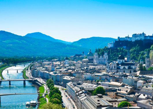 Salzburg: 3 Tage im guten Hotel inkl. Frühstück und weiteren Extras ab 62€ pro Person