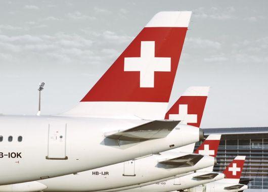 Swiss: 50€ Gutschein mit nur 85€ MBW, z. B. Hin- und Rückflug von Hamburg nach Zürich ab 37€