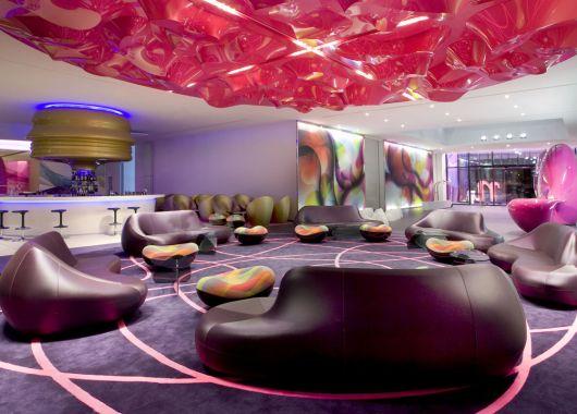 Im Neujahr 3 Tage Berlin im sehr guten ****nhow-Hotel mit Spa & Wellnesscenter und Frühstück für nur 108€ p.P.