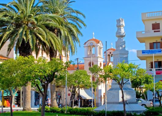 Lastminute: 1 Woche Kreta im 4* Hotel inkl. Halbpension, Flug und Transfer ab 329€