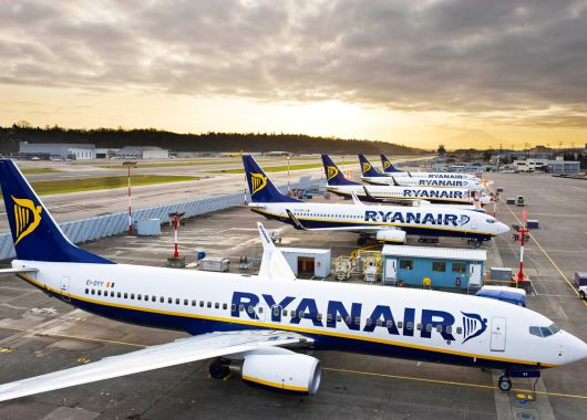 Ryanair Sale: europaweit schon ab 1€, z.B. nach London, Warschau, Brüssel