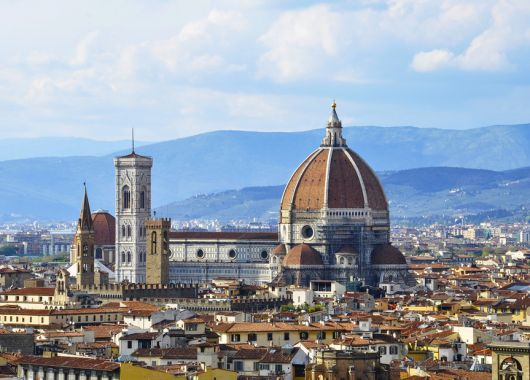 Florenz: 3 Tage im guten 4*Hotel inkl. Frühstück für nur 79€ pro Person