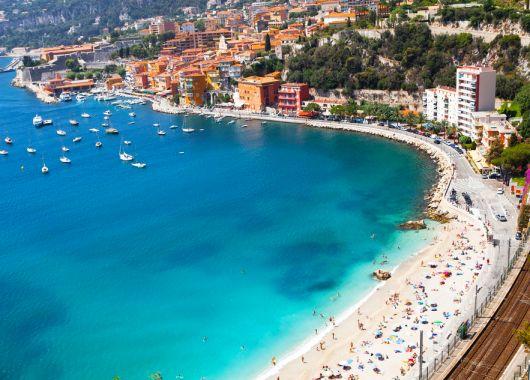5 Tage Côte d'Azur – Nizza im Frühjahr inkl. Flug und zentrales 3* Hotel mit Frühstück für 253€ ab Berlin, 265€ ab München