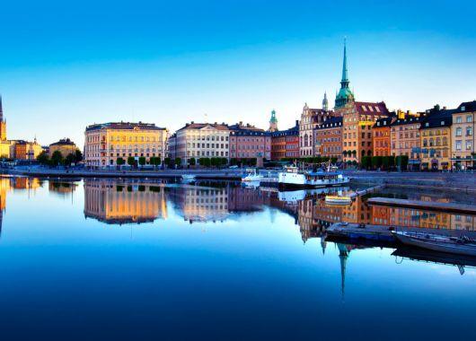 Hin- und Rückflug von Hamburg nach Stockholm ab günstigen 80€ pro Person, auch in den Sommerferien