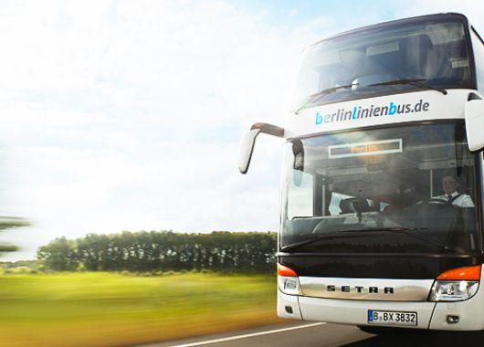 Ticket für eine einfache Fahrt mit Berlin Linien Bus ab 9€ bei Groupon