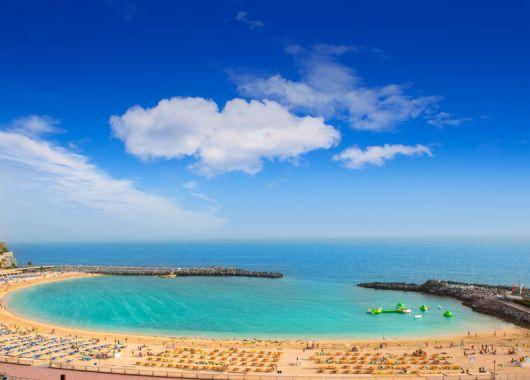 Kurzurlaub auf Gran Canaria: 4 Tage inklusive Flügen, Transfers und 3-Sterne Hotel für 252€