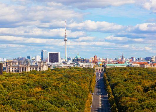 3 Tage Berlin im 4* Biohotel in Friedrichshain inkl. Veggi-Frühstück und Wellness ab 79€