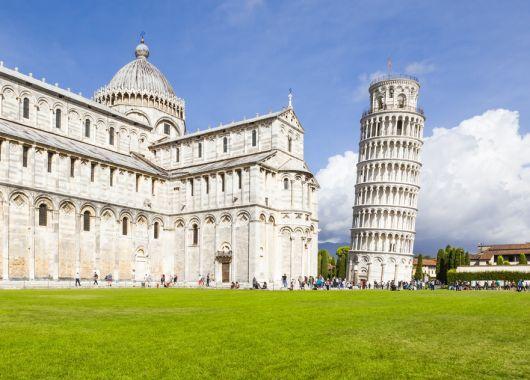 Pisa: 3 Tage im 4-Sterne Hotel inkl. Flug und Frühstück ab 129€ (ab 239€ im August)