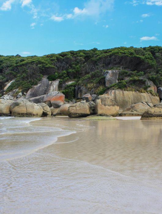 Wilson's Promotory: Der südlichste Punkt des australischen Festlandes