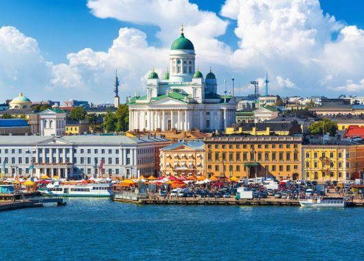 Valentinstag 2014: Städtetrip nach Helsinki inklusive Flug und 4-Sterne Hotel mit Frühstück ab 198 Euro pro Person