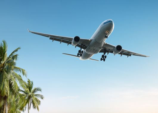 LIDL-Reisen: Flüge mit Eurowings innerhalb Europas ab 39,99€ oder weltweit ab 129,99€, z.B. London, Dom. Rep., Dubai