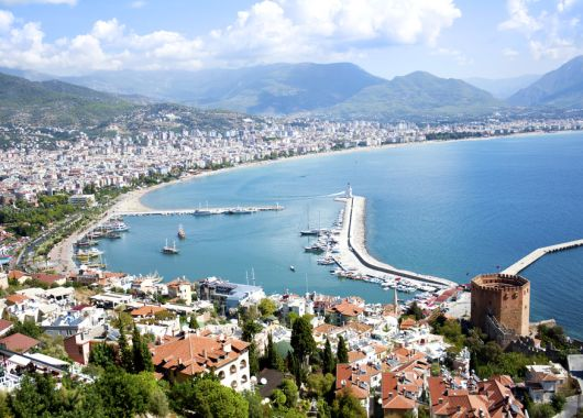 Türkei im Juni: 7 Tage All Inclusive im 3* Hotel inkl. Flug ab 274€ pro Person