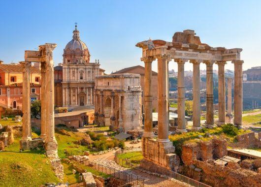 Städtetrip Rom: 3 oder 4 Tage in modernem 3*Hotel inkl. Frühstück und Flügen für 109€