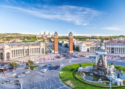 Barcelona: 4 Tage im 3* Hotel inkl. Flug und Frühstück ab 171€ pro Person