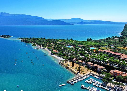 Urlaub am Gardasee: 3 Tage im 3* Hotel Villa Alberta für 79 Euro pro Person inkl. Halbpension & Fahrradverleih