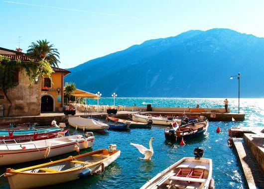 5 Tage Gardasee im guten 3*Hotel inkl. Flug und Frühstück für 226€
