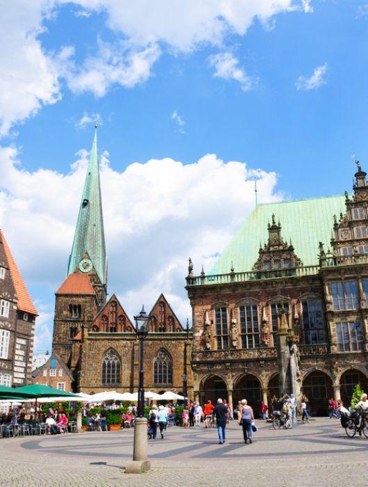 Reisebericht Bremen: Mehr als nur Hansestadt, Stadtmusikanten und Werder Bremen