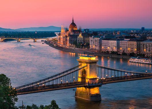 Budapest: 3 Tage im 3-Sterne Hotel mit Frühstück ab 34€ pro Person