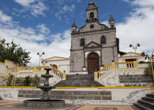 13 Tage Quito im März – Flug und Pension mit Frühstück für 921€