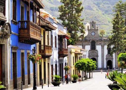 1 Woche Gran Canaria im Dezember: 3,5* Hotel in Las Palmas inkl. Frühstück, Flug, Rail&Fly u. Transfer ab 444€