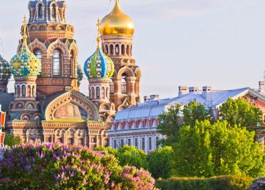 Städtetrip nach St. Petersburg: 3 Tage im zentralen 3*Hotel inkl. Frühstück für 47€ pro Person