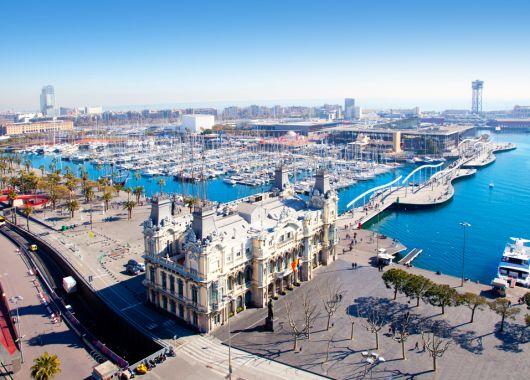 Luxus in Barcelona: Top bewertetes 5* Hotel für nur 48€ pro Person und Nacht