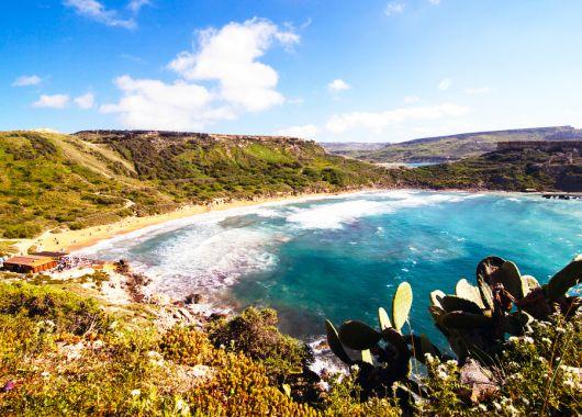 8 Tage Comino/Malta im 4* Hotel inkl. Flug, Transfer und Halbpension ab 366€