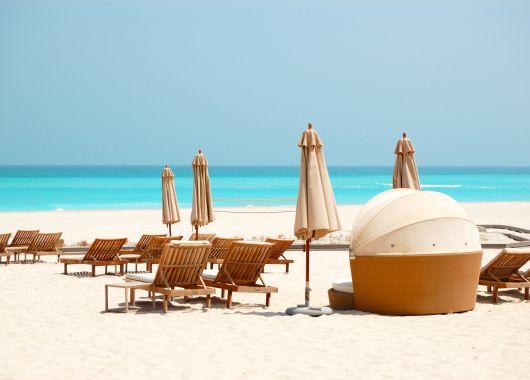 1 Woche Abu Dhabi im 4* Hotel inkl. Frühstück, Flug und Transfer ab 577€
