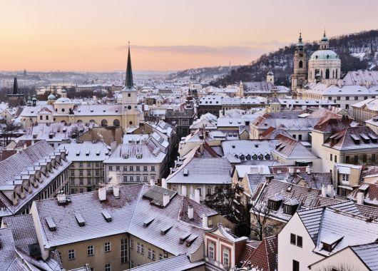 Weihnachtsmarkt in Prag: 3 Tage im guten 4* Hotel inkl. Frühstück ab 39€ pro Person