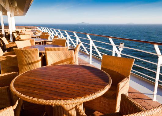 Östliches Mittelmeer – 7 Tage Kreuzfahrt im April inkl. Vollpension für 299€