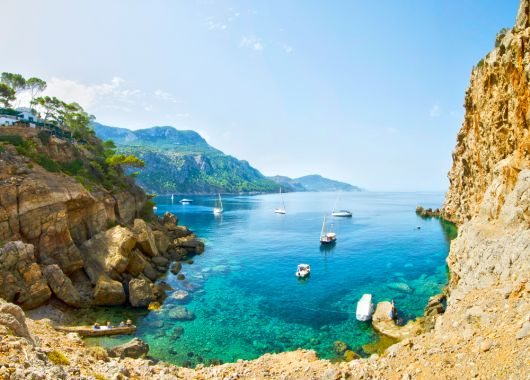 Mallorca: 5 Tage im 3,5* RIU Hotel inkl. Flügen und Halbpension ab 204€