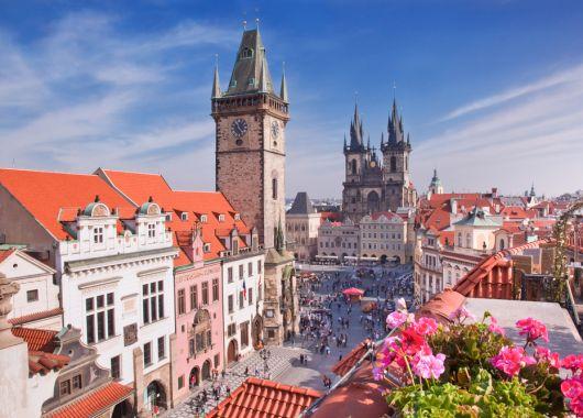 Prag: 3, 4 oder 5 Tage im 4* Hotel inkl. Frühstück ab nur 59€ pro Person