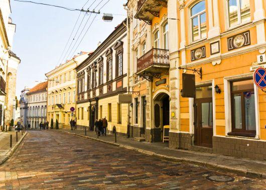 Städtetrip nach Vilnius: 3 oder 4 Tage ins 3*Hotel inkl. Flug und Frühstück ab 99€