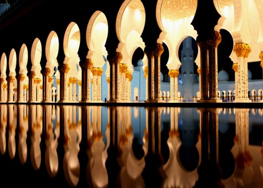 Last Minute 7 Tage in Abu Dhabi im 5*Sheraton Hotel inkl. Flügen, Frühstück und Privattransfers für 599€