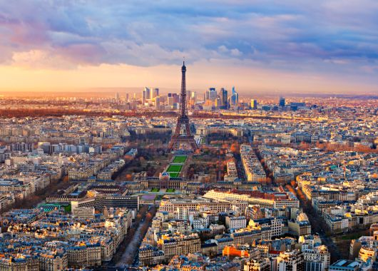 Familienurlaub in Paris: 3 Tage zu viert im 4-Sterne Hotel für 178€ inkl. Frühstück