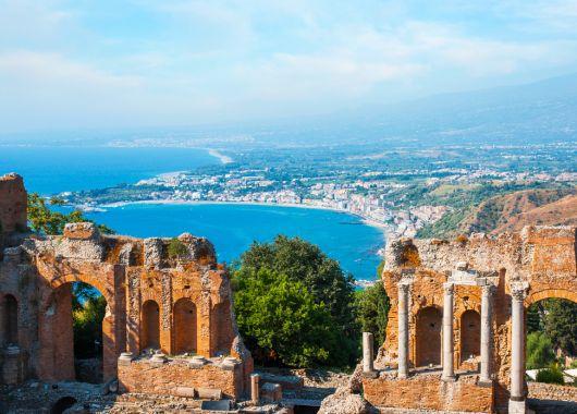 Sizilien: 4-tägiger Kurztrip inkl. Flug, Hotel, Frühstück und Mietwagen ab 289€ pro Person