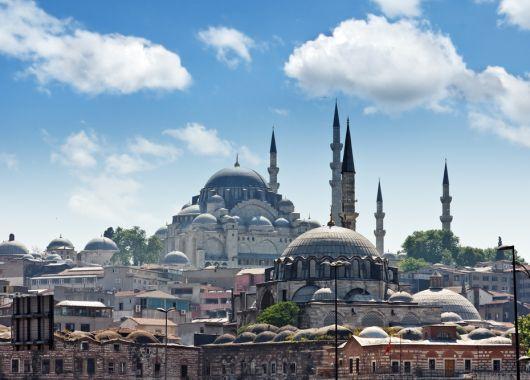 Istanbul: 4 Tage im guten 4* Hotel inkl. Flügen und Frühstück ab 189€ pro Person (Frühbucher)