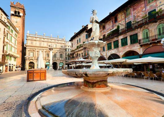 4 Tage Verona: gutes 3* Hotel und Flug ab 149€