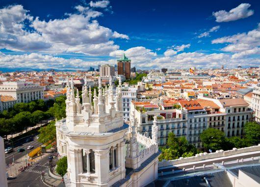 Individuelle Reise nach Madrid: z.B. 5 Tage im 3* Hotel inkl. Flug ab 151 Euro pro Person