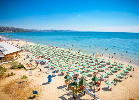 Bulgarien: 7 Tage Sonnenstrand inkl. Flug, Transfer, 4* Unterkunft und Frühstück ab 287€
