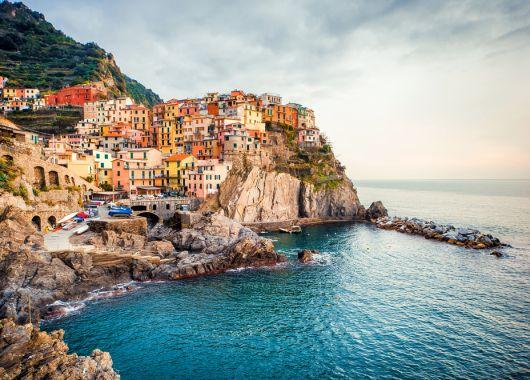 4, 5 oder 8 Tage Ligurien im 3* Hotel inkl. Halbpension, Weinprobe, Fahrradverleih und Cinque Terre-Karte ab 179€