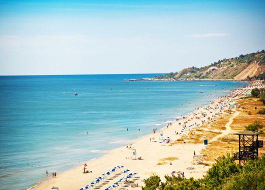 Bulgarien: 1 Woche All Inclusive am Goldstrand inkl. Flug, Rail & Fly und Transfer ab 359€
