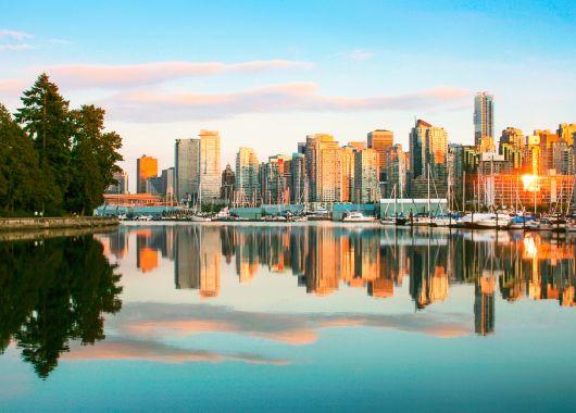 Direktflüge nach Vancouver im Oktober ab 500€