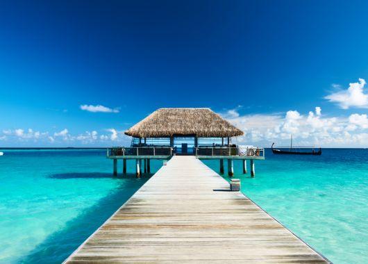 Malediven im Sommer: 9 Tage im ausgezeichneten 3* Hotel mit All Inclusive , Flug und Transfer für 1340€ ab München