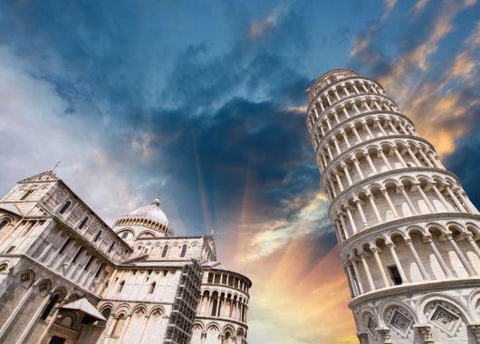 Städtetrip Pisa: 3 bis 5 Tage im 4*Hotel inkl. Flügen, Frühstück und Wifi ab 149€