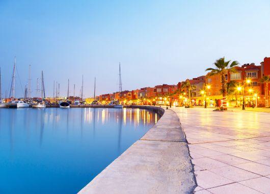 Lastminute: 1 Woche Hurghada im 5* Resort mit All In, Flug und Transfer ab 223€